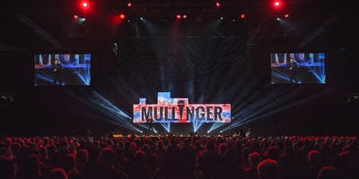 James Mullinger: Live at Bordertown