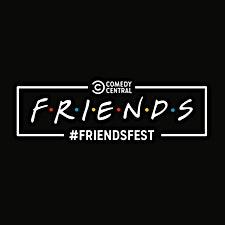 FRIENDSFEST MADRID - Comedy Central logo