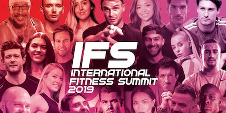 International Fitness Summit - Barcelona entradas