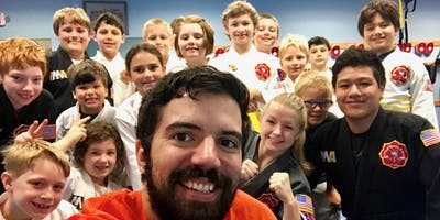 2019 Martial Arts Summer Camp (Ages 6 & Up)