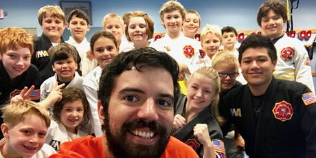 2019 Martial Arts Summer Camp (Ages 6 & Up) tickets