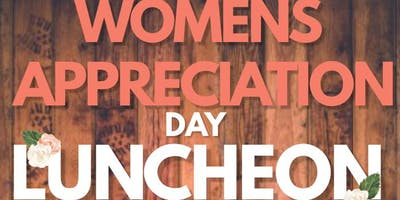 Womens Appreciation Luncheon
