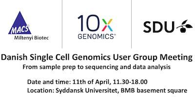 Danish Single Cell Genomics User Group Meeting