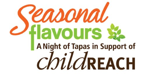 Seasonal Flavours - A Night of Tapas in Support of Childreach