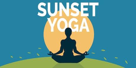 Sunset Yoga tickets