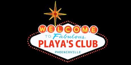 Phoenixville Playa's Club Adult Prom tickets