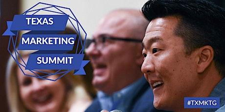 Texas Marketing Summit tickets