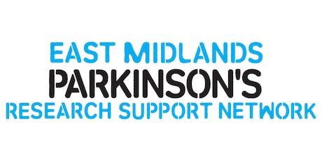 East Midlands Parkinson's Research Forum tickets