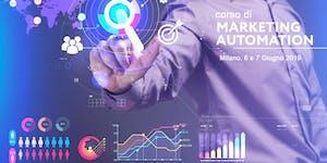 Corso di Marketing Automation