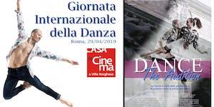 Giornata Internazionale della Danza: proiezione...
