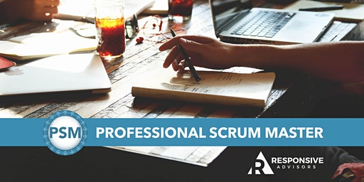 Professional Scrum Master (PSM) - Seattle