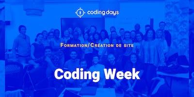 Coding Week - Pré Booking