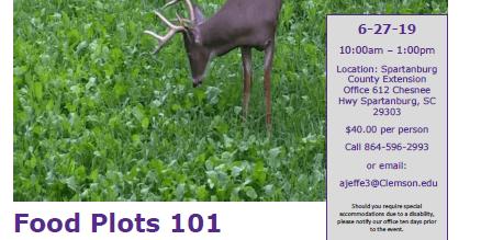 Food Plots 101