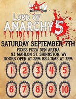 VOW PRESENTS LORD OF ANARCHY 5