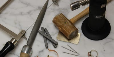 6-week Jewellery Making/Metal Smithing Course