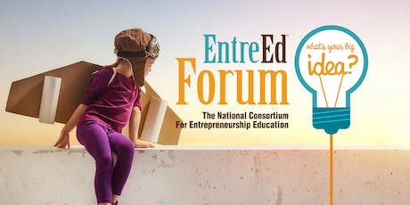 2019 EntreEd Forum tickets