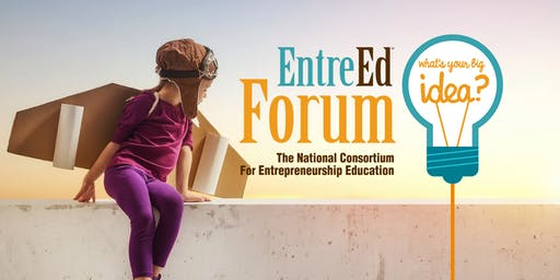2019 EntreEd Forum