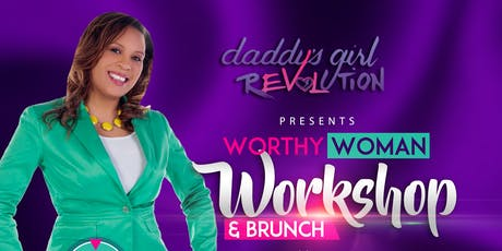 Worthy Woman Workshop & Brunch tickets
