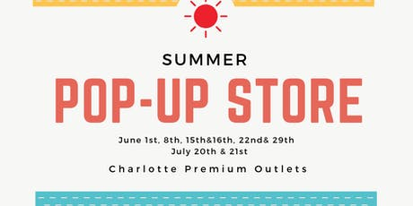 Pop-Up Store tickets