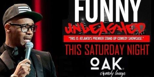 Funny Unleashed @ Oak Lounge