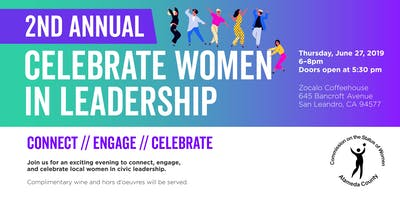 Second Annual Celebrate Women in Leadership