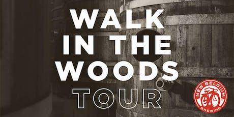 New Belgium Fort Collins Walk in the Woods Tour tickets
