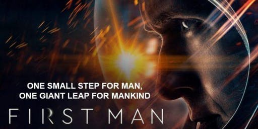 First Man. River Cam Film Festival. Outdoor Cinema