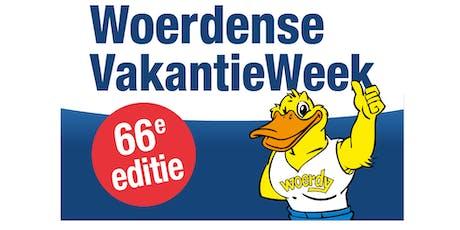 66e Woerdense VakantieWeek tickets