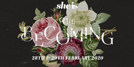She Is Conference 2020 tickets