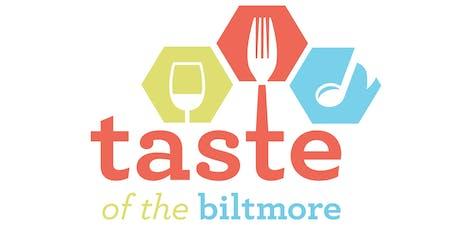 Taste of the Biltmore tickets