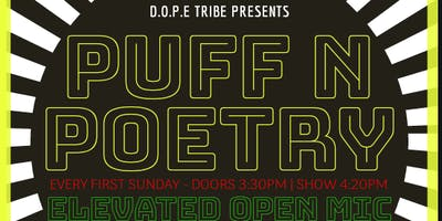 Puff N Poetry