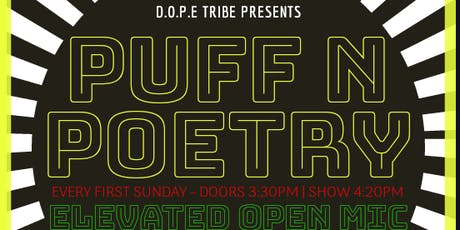 Puff N Poetry  tickets