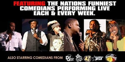 The Friday Night Comedy Show!