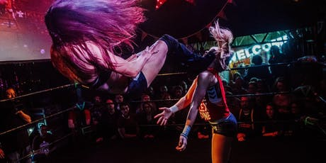 EVE - Riot Grrrls of Wrestling Present: THE 2019 SHE-1 SERIES tickets