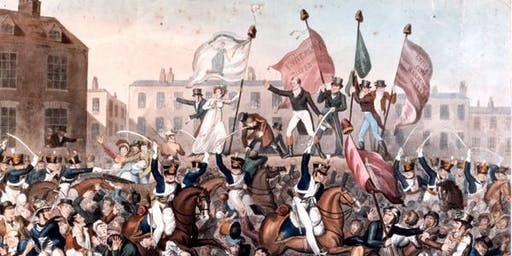 Teaching Peterloo: people, protest, significance and interpretations