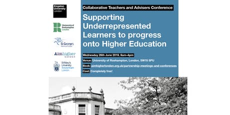 Supporting Underrepresented Learners to progress onto Higher Education tickets