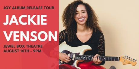 Jackie Venson Live at Jewel Box Theater  tickets