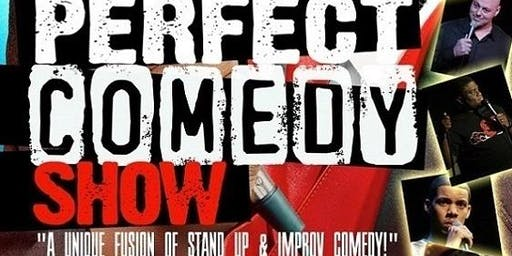 The Perfect Friday Night Comedy Show!