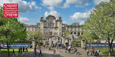 Cardiff University Open Day - Friday 5 July 2019 tickets