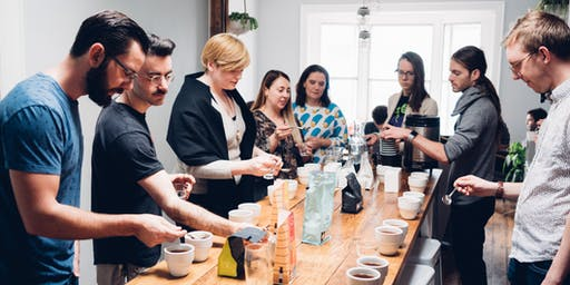 SATURDAY COFFEE CUPPING AT BOXCAR SUMMERHILL