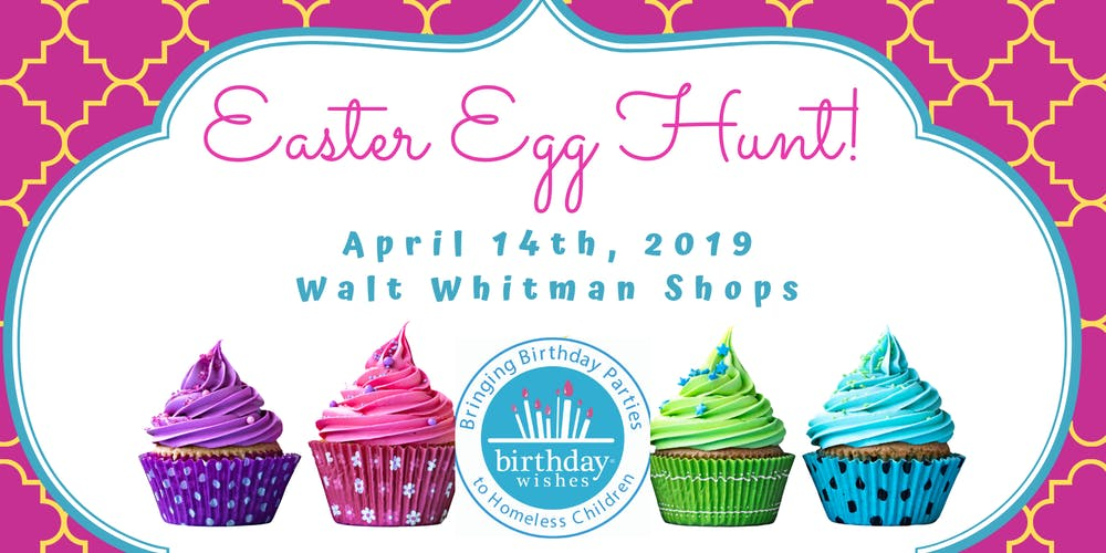 Easter Egg Hunt To Benefit Birthday Wishes Of Long Island