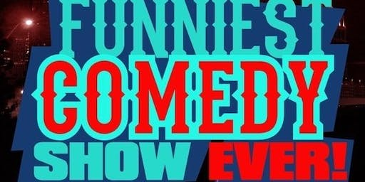 The Funniest Friday Comedy Show Ever