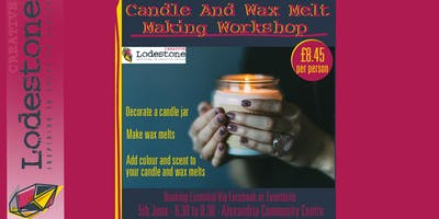 Candle And Wax Melt Making