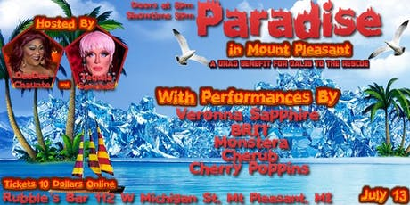 Paradise in Mount Pleasant: Benefit for Dalis to the Rescue! tickets