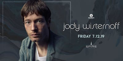 Jody Wisternoff / Friday July 12th / Spire Moroccan Room