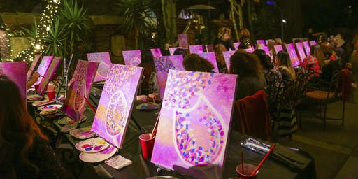 Paint and Wine at The Mission Inn