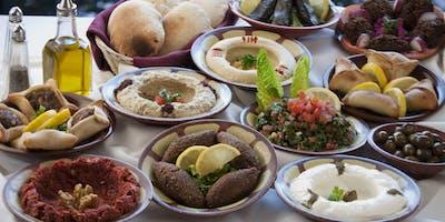 Experiência gastronômica: Jantar sírio na casa de uma familia de refugiados