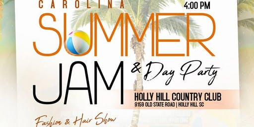 Carolina Summer Jam & Day Party