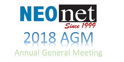 NEOnet AGM for 2018