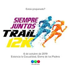 Siempre Juntos Trail logo